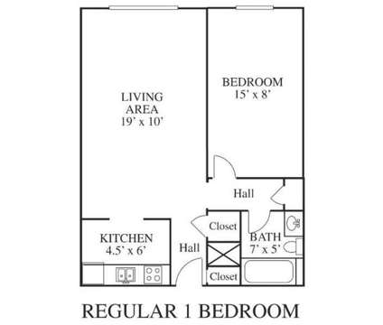 1 Bed - SoMa 23 at 23 S Pauline St in Memphis TN is a Apartment