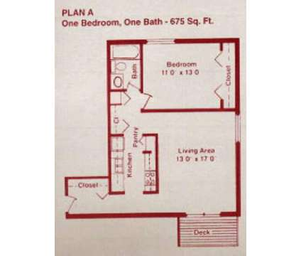 1 Bed - Deer Glen at 228 Glen Ellyn Rd in Bloomingdale IL is a Apartment