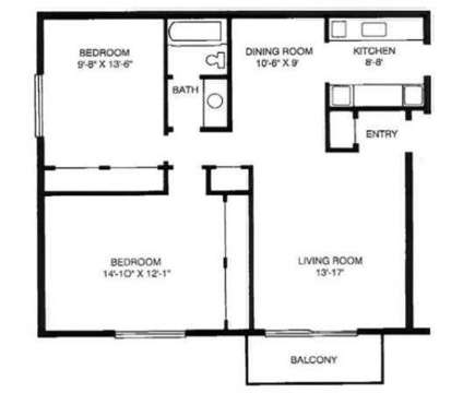 2 Beds - Brittany Court at 960 64th St in La Grange IL is a Apartment