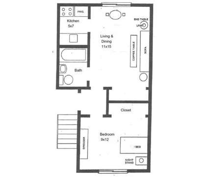 1 Bed - Village West at 1971 Lilac Lane in Aurora IL is a Apartment