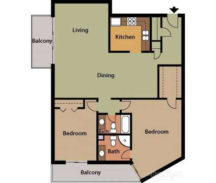 2 Beds - Northgate Addison Apartments at 900 N Rohlwing Road in Addison IL is a Apartment