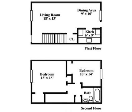 2 Beds - Lincoln Court Apartments at 405 S Batavia Avenue in Batavia IL is a Apartment