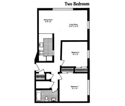 2 Beds - Lakeshore Dunes at 440 N Lake St in Gary IN is a Apartment