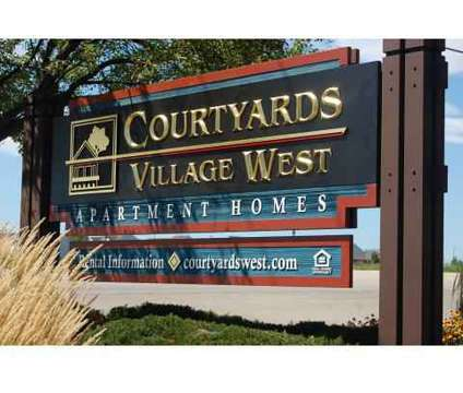 1 Bed - Courtyards Village West Apartments at 844 Staghorn Ln in North Aurora IL is a Apartment