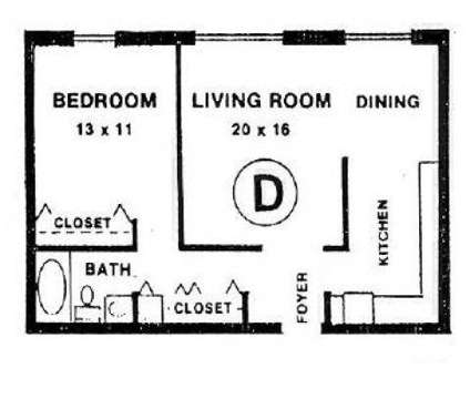 1 Bed - 2000 Illinois Aurora Apartments at 2000 West Illinois Ave in Aurora IL is a Apartment