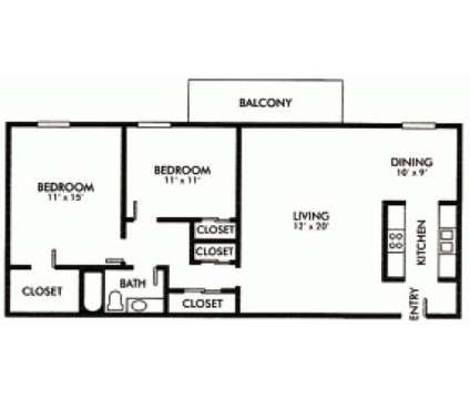2 Beds - The Ambassador Apartments at 1601 Penn Ave in Pittsburgh PA is a Apartment