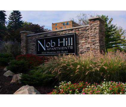 1 Bed - Nob Hill Apartments at 3000 Swallow Hill Rd in Pittsburgh PA is a Apartment