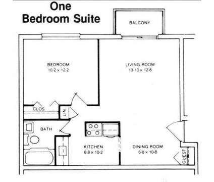 1 Bed - White Oaks Apartments at 600 Stevens Dr in Pittsburgh PA is a Apartment