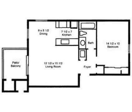 1 Bed - Governours Square at Washington Village at 1031 Cambridge Station Road in Centerville OH is a Apartment