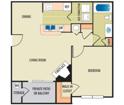 1 Bed - The Belmont at 3580 Mcgehee Place Drive S in Montgomery AL is a Apartment