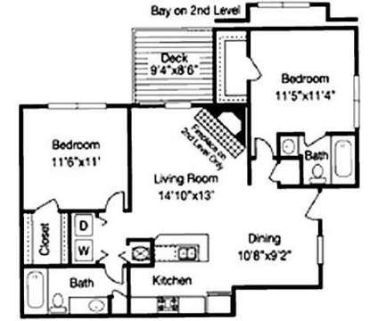 2 Beds - Oasis at Regal Oaks at 6701 English Hills Dr in Charlotte NC is a Apartment