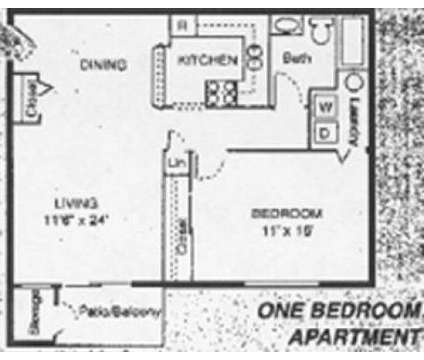 1 Bed - Shagbark Apartments at 4042 Washington Road in Kenosha WI is a Apartment