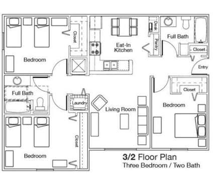 3 Beds - Weston Oaks at 1251 Weston Oaks Dr in Holiday FL is a Apartment