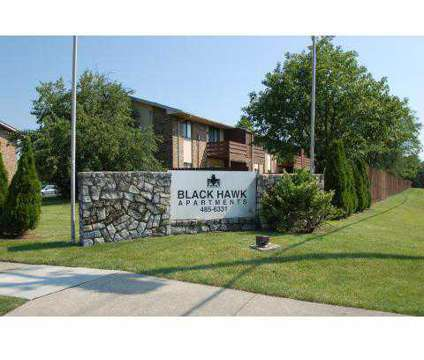 1 Bed - Black Hawk Apartments at 3010 Simcoe Drive in Fort Wayne IN is a Apartment