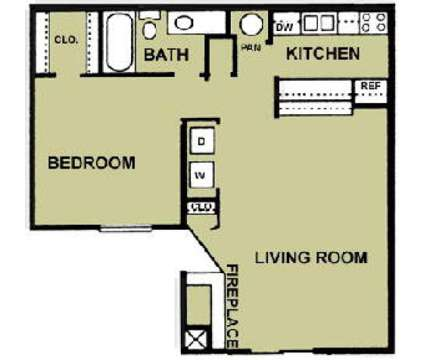 1 Bed - South Meadows Apartments at 110 Sierra Grande St in Red Oak TX is a Apartment