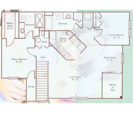 2 Beds - Sutton Place Rental Community at 1200 Rock Run in Crest Hill IL is a Apartment