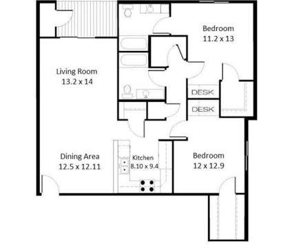 2 Beds - Lexington Ridge at 8600 Lexington Ave in Lincoln NE is a Apartment