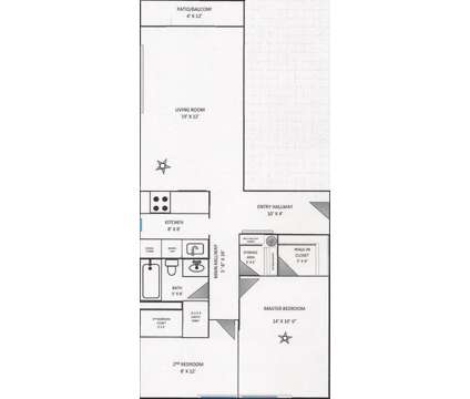2 Beds - Sundance at 7427 Lakewood Drive W in Lakewood WA is a Apartment