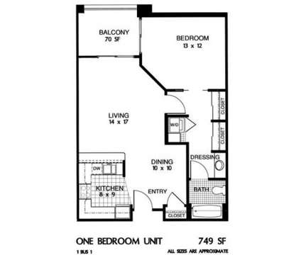 1 Bed - The Boardwalk at 232 Bridge St in Burlington WI is a Apartment