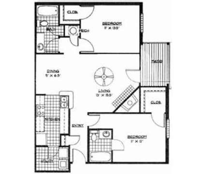 2 Beds - Georgetown Oaks Apartments at 101 Heartwood Path in Georgetown KY is a Apartment