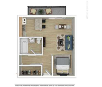 Studio - Fountain Park Apartment Homes at 8600 International Ave in Canoga Park CA is a Apartment