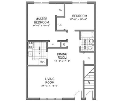 2 Beds - Arla Apartments at 111-134 Passaic Ave in Nutley NJ is a Apartment
