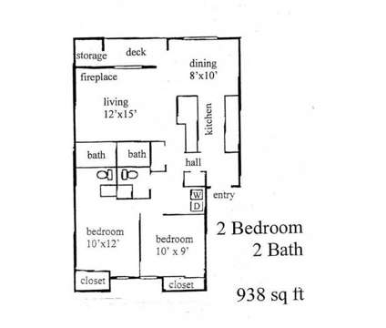 2 Beds - Stark Street Crossings at 20433 Se Stark St in Gresham OR is a Apartment