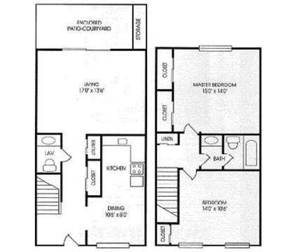 2 Beds - Walnut Creek Townhomes at 4042 Georgetown Rd in Blue Ash OH is a Apartment