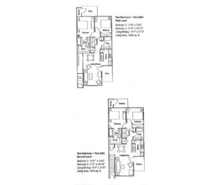 2 Beds - Ashton Pines Apartment Homes at 4353 Balsam Fir Ln in Elkhart IN is a Apartment