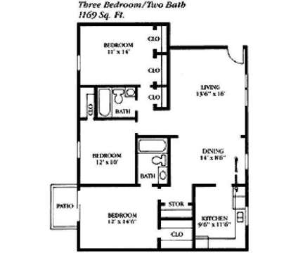 3 Beds - Berkley Hills at 300 Berkley Drive in Madison TN is a Apartment