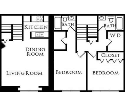 2 Beds - Crossings Of Bellevue at One Club Parkway in Nashville TN is a Apartment