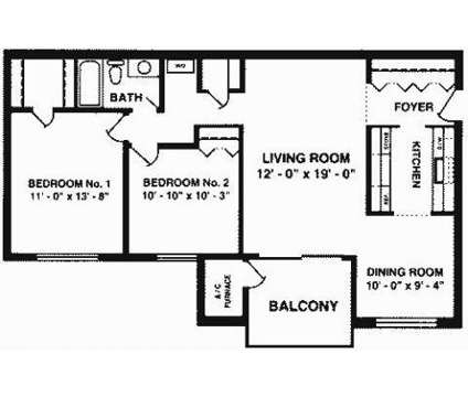 2 Beds - Village of Pineford at 1900 Pineford Dr in Middletown PA is a Apartment