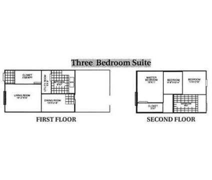 3 Beds - College Park Townhouses/Commodore Arms at 180 College Park in Elyria OH is a Apartment