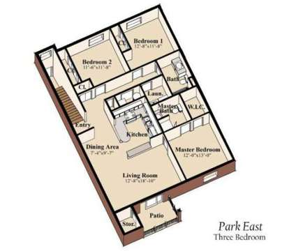 3 Beds - Park Lane Luxury Apartments at 4845 Transit Rd in Lancaster NY is a Apartment