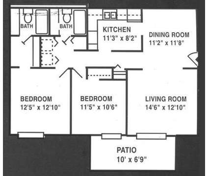 2 Beds - Graycroft/Graybrook Apartments at 100 Star Blvd in Nashville TN is a Apartment