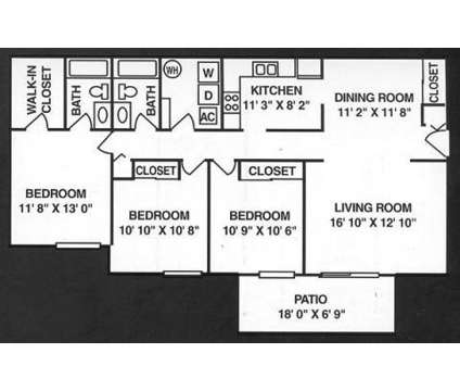 3 Beds - Graycroft/Graybrook Apartments at 100 Star Blvd in Nashville TN is a Apartment