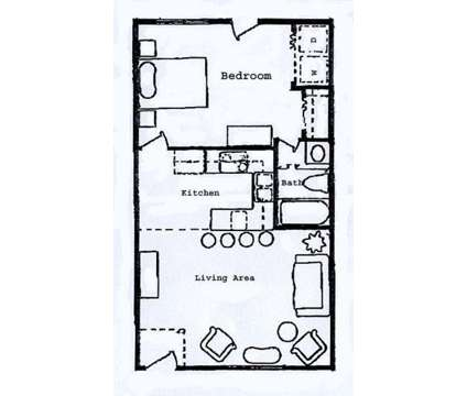 1 Bed - Wesley South at East Carolina at 108 Brownlea Drive Suite A in Greenville NC is a Apartment