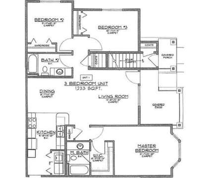 3 Beds - Seasons on 4th Avenue at 8180 West 4th Ave in Kennewick WA is a Apartment