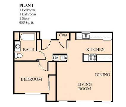 1 Bed - Lion Creek Crossings at 6951 Lion Way in Oakland CA is a Apartment