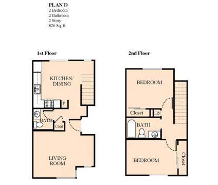 2 Beds - Lion Creek Crossings at 6951 Lion Way in Oakland CA is a Apartment