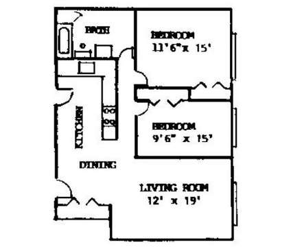 2 Beds - Lord Chesterfield Apartments at 10 Greenview St. #114 in Framingham MA is a Apartment