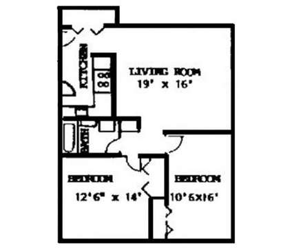 2 Beds - Lord Baron Apartments at 8 Baron Park Ln #24 in Burlington MA is a Apartment