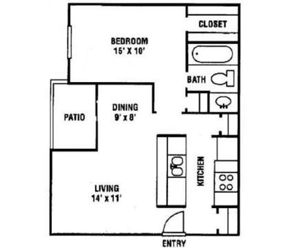 1 Bed - Summerlyn at 4101 East Rancier Ave in Killeen TX is a Apartment