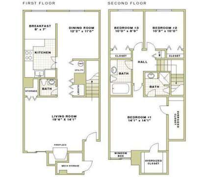 3 Beds - Blue Bell Villas at 1560 Wick Ln in Blue Bell PA is a Apartment