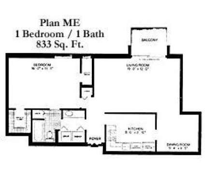 1 Bed - Salem Harbour at 455 Olde Bridge Road in Bensalem PA is a Apartment