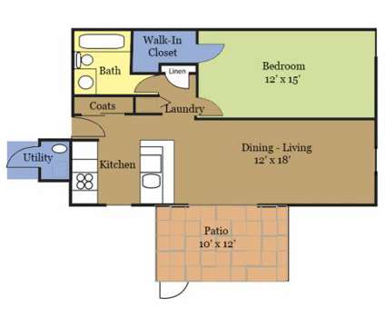 1 Bed - McMillen Woods at 95 South Westmoor Avenue in Newark OH is a Apartment