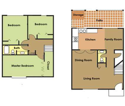 3 Beds - McMillen Woods at 95 South Westmoor Avenue in Newark OH is a Apartment