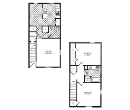 2 Beds - Willowbrook Apartments at 1846 East Lindsey in Norman OK is a Apartment