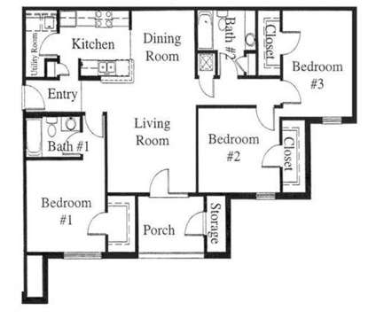 3 Beds - Hunter Ridge at 2901 Hunter Ridge Dr in Birmingham AL is a Apartment