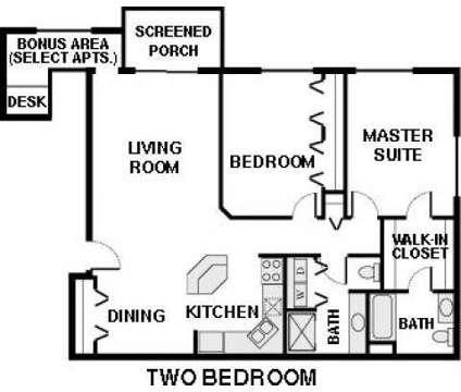 2 Beds - Valley Crossing at 3102 Maple Valley Dr in Madison WI is a Apartment